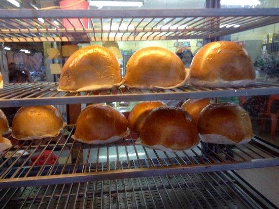 Lucky King Bun : Curry bun