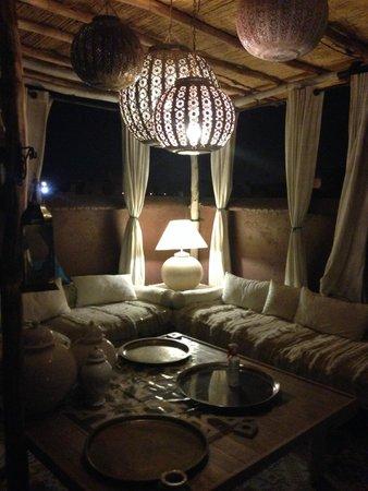 Riad Chocolat: Terrasse