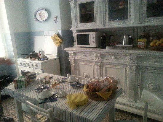 Domus Angelae B&B: La cucina