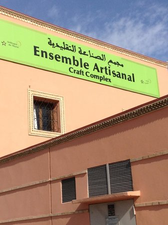 Ensemble Artisanal: you just cant miss it
