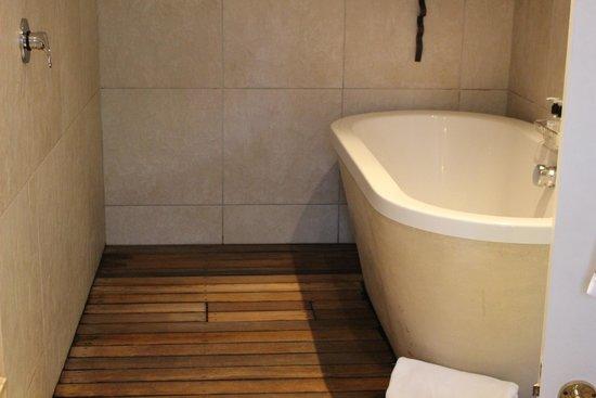Les Baleines : Bath & Shower Area