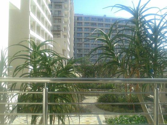 Premier Hotel EL ICC: room view