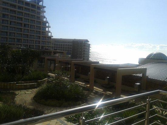 Premier Hotel EL ICC: ocean view