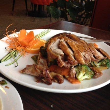 Koi Chinese Restaurant My Husband S Crispy Duck