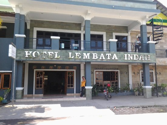 Lewoleba, Indonesien: Hotel Lembata Indah