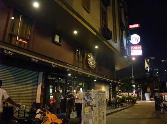 My Hotel at Sentral : my ホテル13