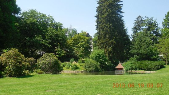 Nerotalanlagen: Parque Nerotal