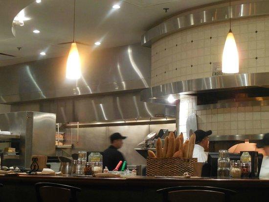 The Kitchen Picture Of California Pizza Kitchen Houston Tripadvisor