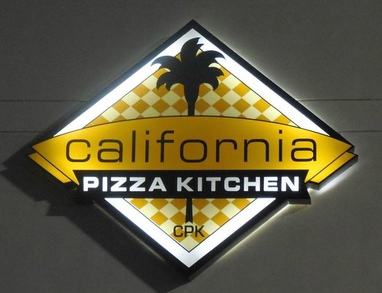Pizza Picture Of California Pizza Kitchen Houston TripAdvisor