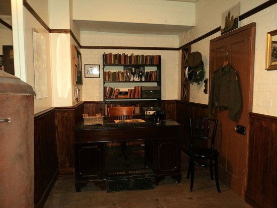 Dad's Army Museum: Mainwaring's Office