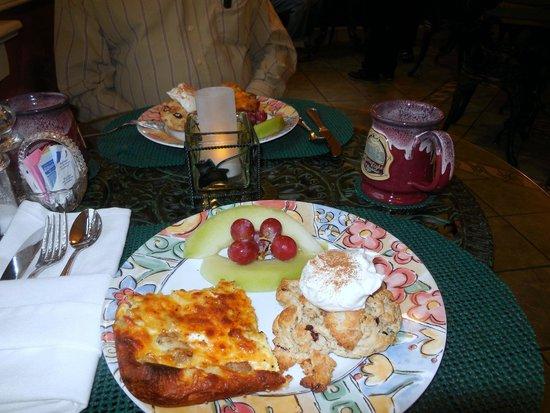 Gordonville, Πενσυλβάνια: Breakfast