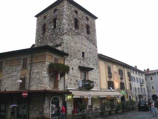 Albergo Ristorante della Torre: Vue générale de l'hôtel