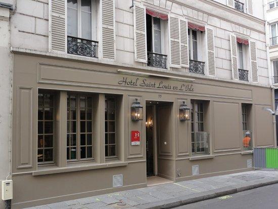 Hotel Saint-Louis en l'Isle : The hotel