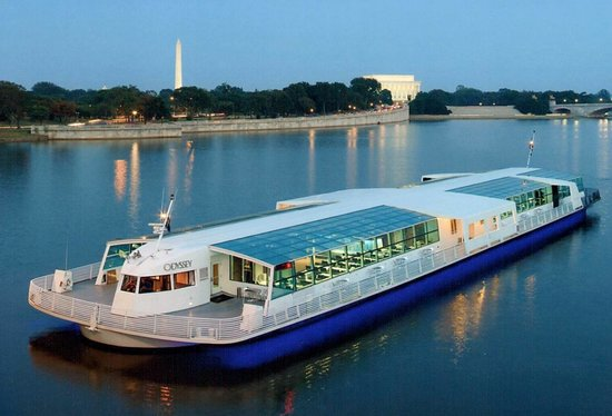 The Boat Picture Of Odyssey Cruises Washington Dc
