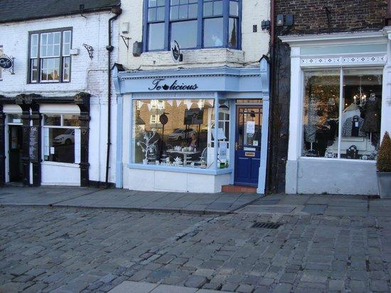 Tea Room Durham