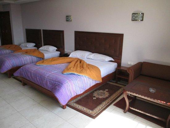 Hotel Gomassine : chambre