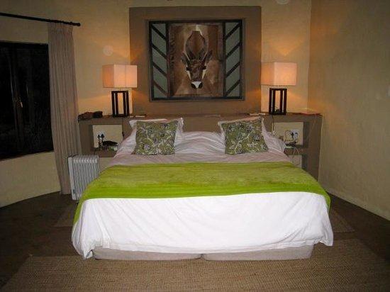 Kariega Game Reserve - River Lodge: Bedroom
