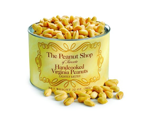 ‪The Peanut Shop‬