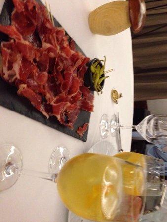 Hotel Restaurant Arce : Moment de plaisir