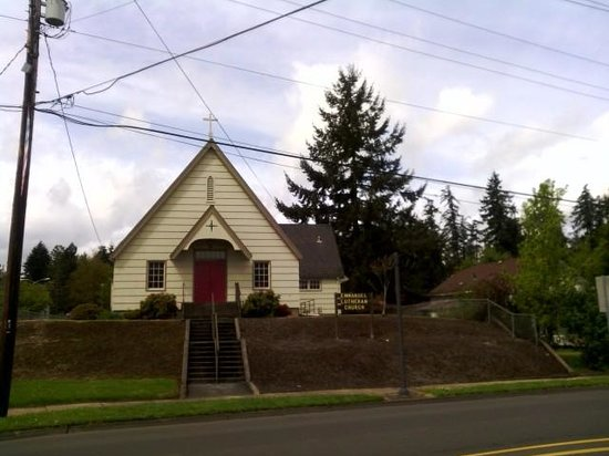 Willamina, OR: One of our historic buildings