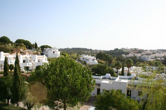 Clube Albufeira Resort : View from room
