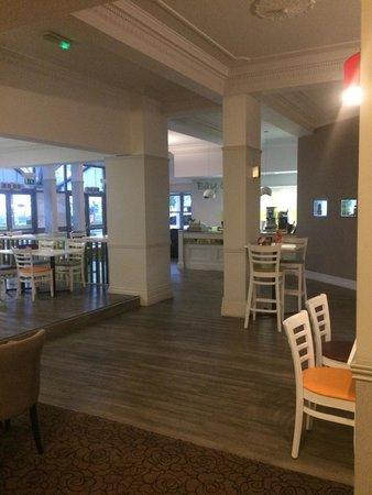Bay Torbay Hotel: Cafe