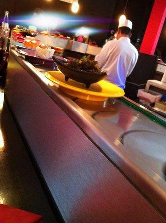 Grand Asia - The Sushi Circle