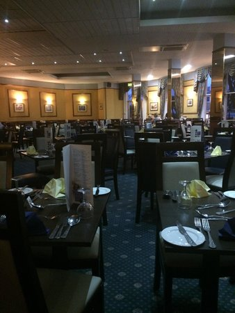 Bay Torbay Hotel: Dining room