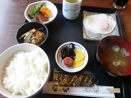 Business Hotel Inaho: 朝食