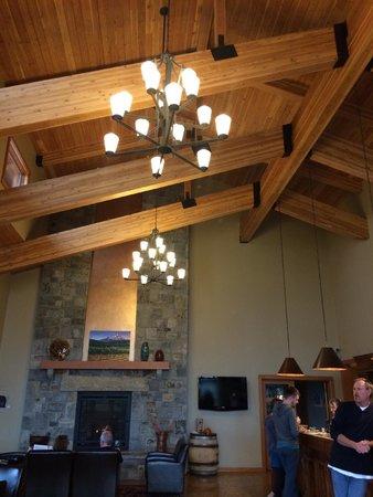 Hood River, OR: beautiful ceiling