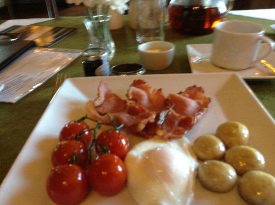 Rhins of Galloway: A beautiful breakfast