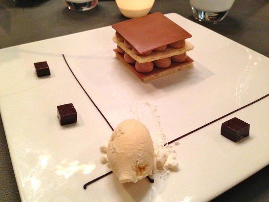 Monsieur Jean : Dessert