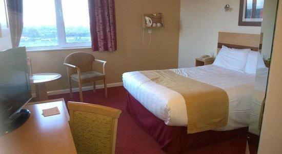 Jurys Inn Nottingham: Room 901