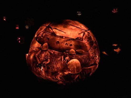 Iroquois Park: Jackolantern Spectacular 2014