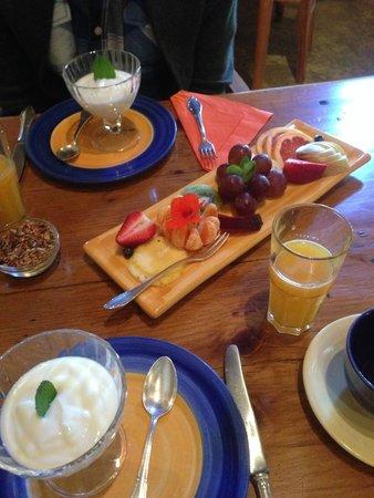 Fraai Uitzicht 1798: Frühstück