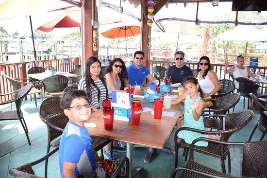 Isles of Capri Marina: Family Time!