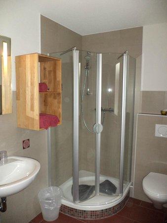 Pension Neulen : salle de bains
