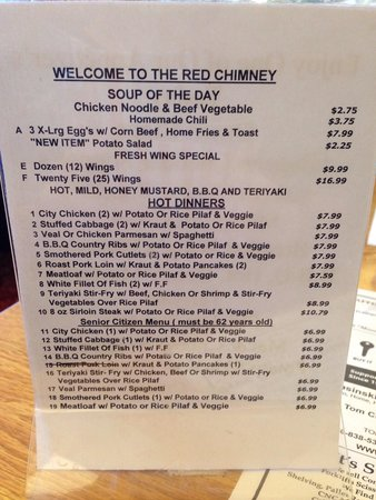 Photo of Polish Restaurant Red Chimney at 6501 Fleet Ave, Cleveland, OH 44105, United States