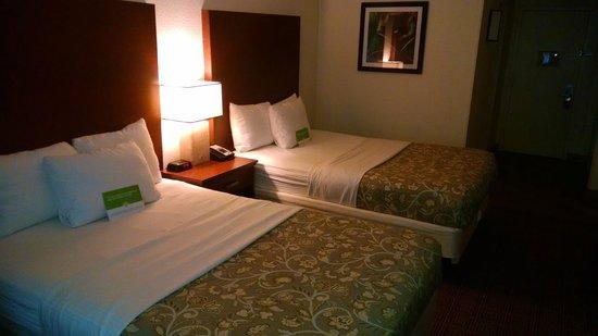 La Quinta Inn & Suites Danbury: The bedroom