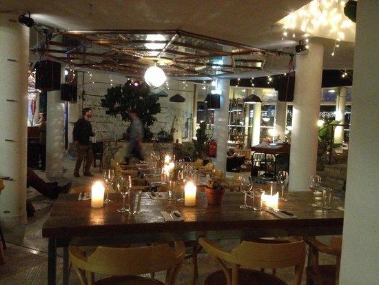 Photo of Modern European Restaurant Aloha at Maasboulevard, 100, Rotterdam 3063 NS, Netherlands