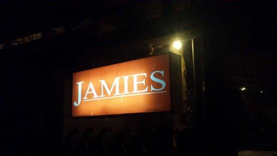 Jamies Restaurant: Family holiday Goa 2014