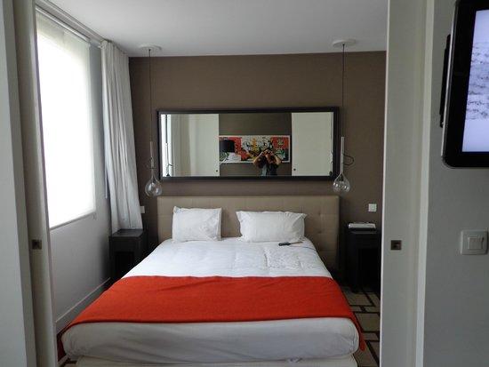 Hipark Grenoble Room