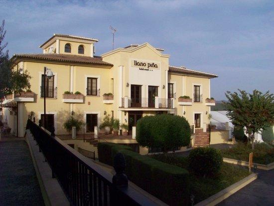Hotel Rural Llano Pina: Hotel frontage