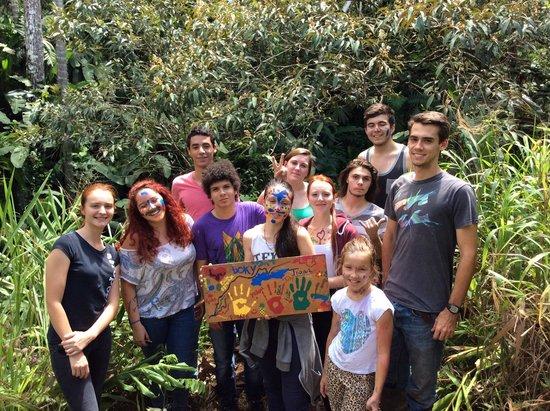 Finca Monte Claro : L'arbre de l'amitié