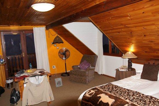 Fish Eagle Lodge: Zimmer