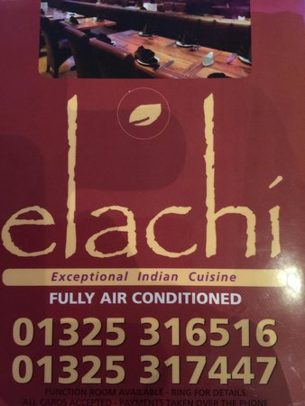 Elachi Indian Restaurant