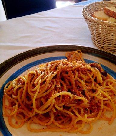 Ristorante Italia: Il primo piatto