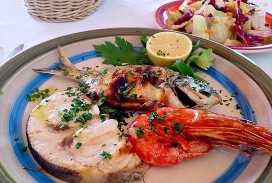 Ristorante Italia: Il secondo piatto
