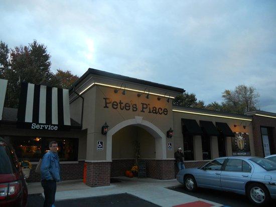 Pete S Place Restaurant Taylor Taylor Mi