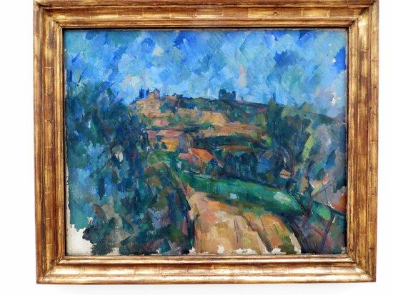Fundación Beyeler: Cézanne